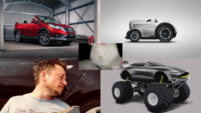 April Fool's Round-Up: Automakers Go All-Out With The Pranks