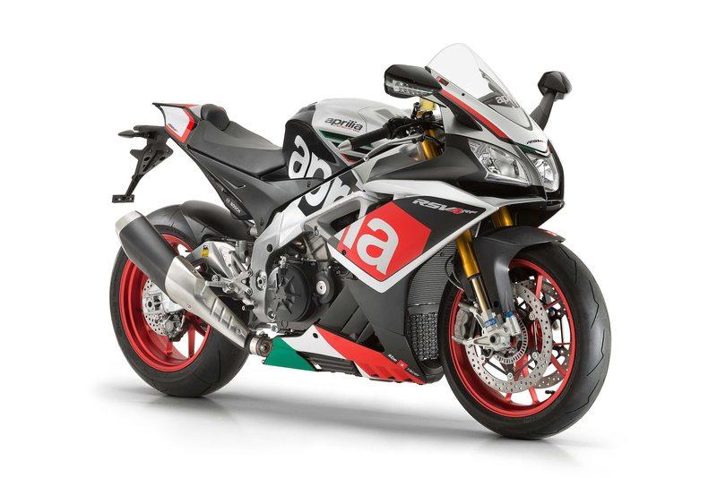Aprilia's new RSV4 RF LE will come with winglets