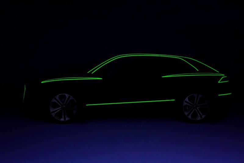Audi Teases New SUV; Could This Be BMW X6-Fighting Q8?