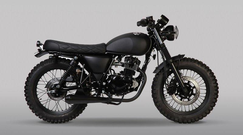 "The ""Fat Sabbath"" from Mutt Motorcycles Exterior - image 777501"