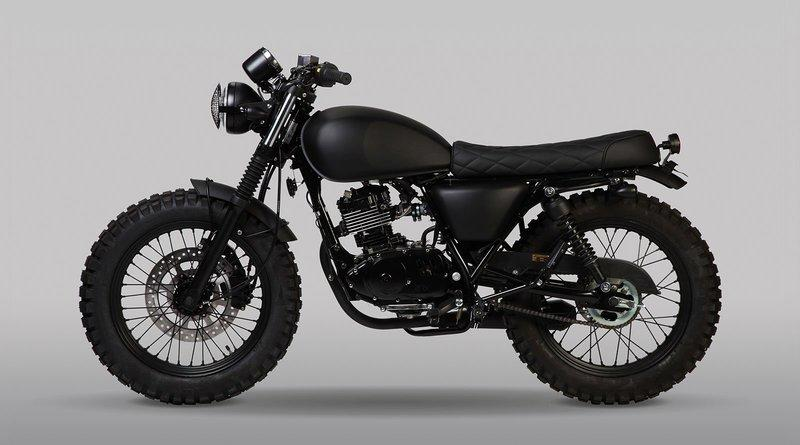 "The ""Fat Sabbath"" from Mutt Motorcycles Exterior - image 777500"