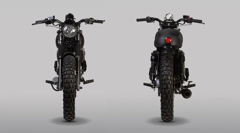 "The ""Fat Sabbath"" from Mutt Motorcycles Exterior - image 777502"