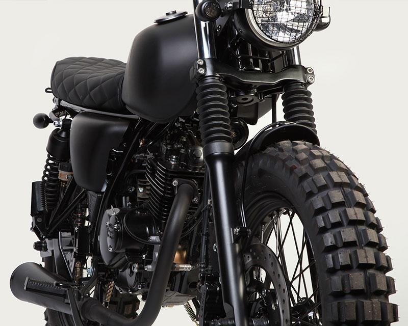 "The ""Fat Sabbath"" from Mutt Motorcycles Exterior - image 777503"