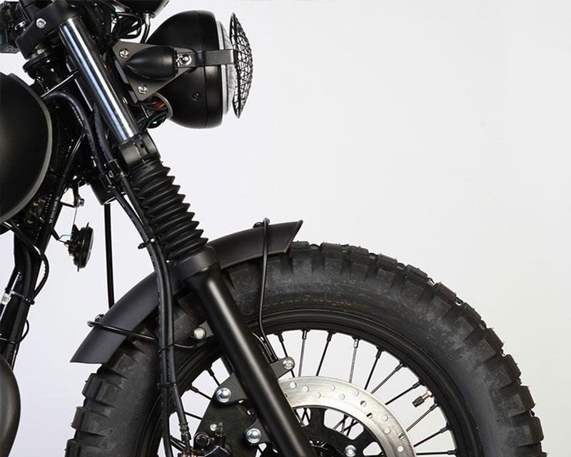 "The ""Fat Sabbath"" from Mutt Motorcycles Exterior - image 777508"