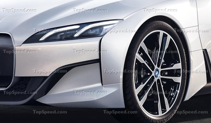 2022 Bmw I4 Top Speed
