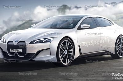 2020 Bmw I4 Top Speed