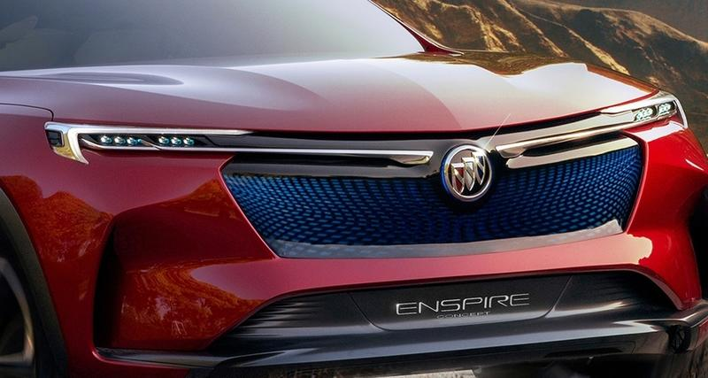 New GM Trademark Points to a Production Run for a Recent Sexy Concept