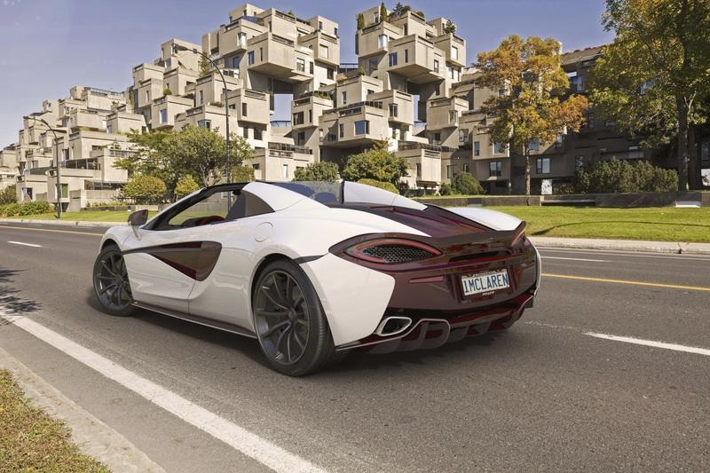 Canada Scores Big as McLaren Gives it Its Own McLaren 570S MSO