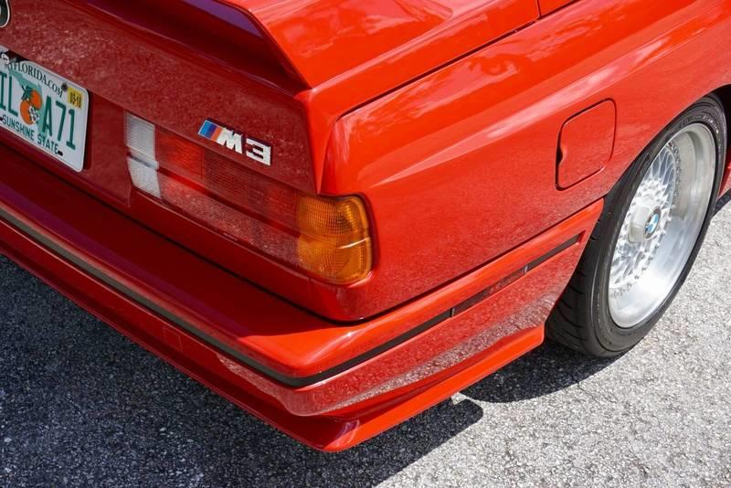 Car for Sale: 1988 BMW E30 M3