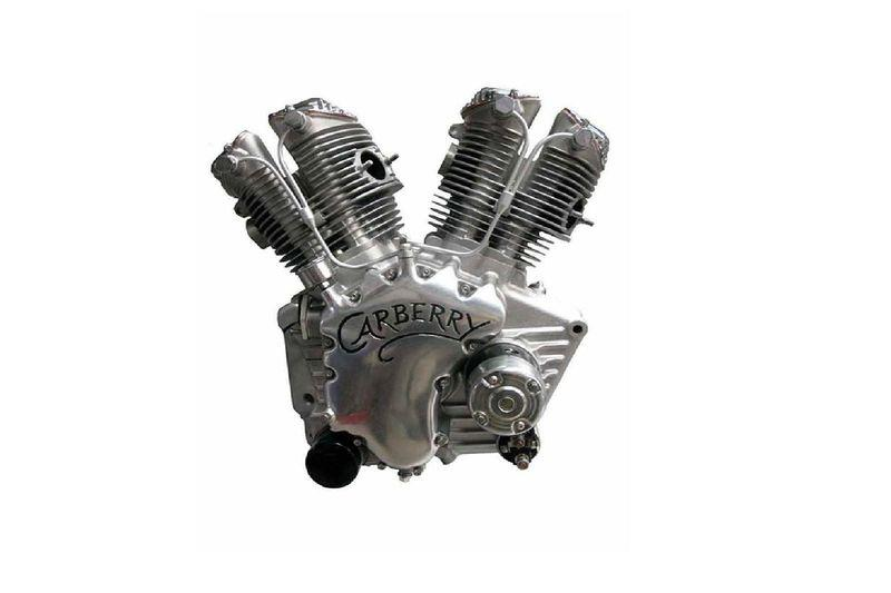 Carberry Motorcycles launched a brand new 1-lire V-twin engine