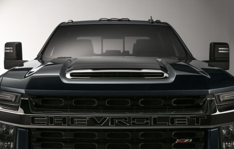 Chevrolet Teases 2020 Silverado HD, Debut Set in the Fall Of This Year