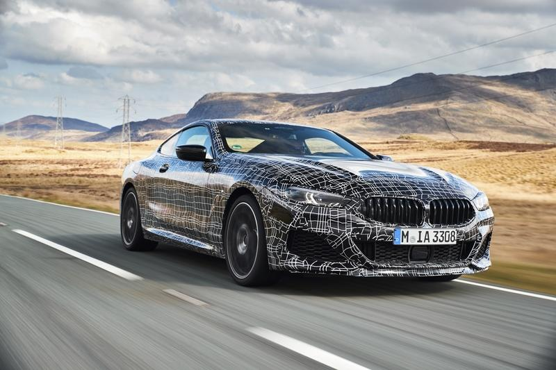 Confirmation of the BMW M850i has Come with the Promise of 523 Horsepower Exterior - image 778672