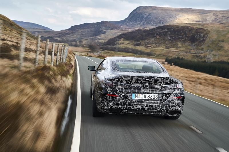 Confirmation of the BMW M850i has Come with the Promise of 523 Horsepower