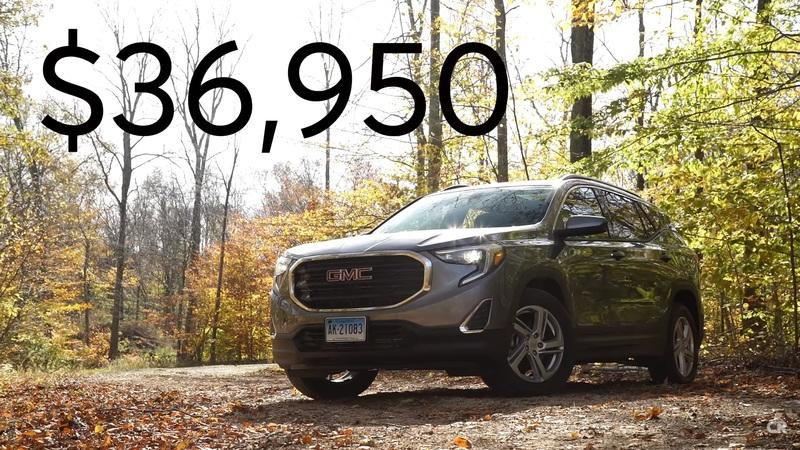 Consumer Reports Rips the 2018 GMC Terrain to Shreds in its Latest Review - image 776770