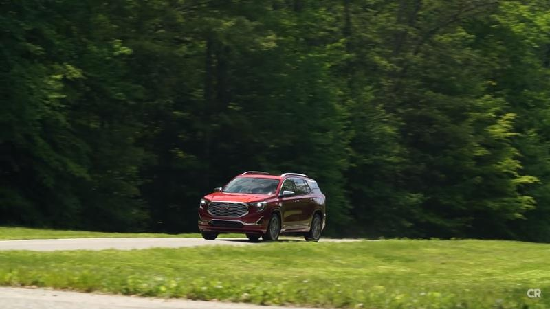 Consumer Reports Rips the 2018 GMC Terrain to Shreds in its Latest Review