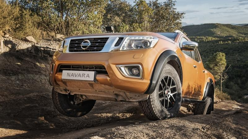 Does the Nissan Navara Off-Roader AT32 Have What it Takes to Put the Hurt on Ford's Ranger Raptor?