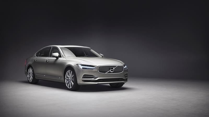 Does the Volvo S90 Ambiance Concept Hint at a Future Where Volvo Takes on Bentley and Rolls-Royce?
