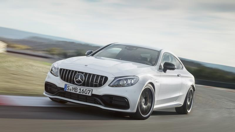 Dropping Cylinders: The Next-gen Mercedes-AMG C63 Will be Hybrid