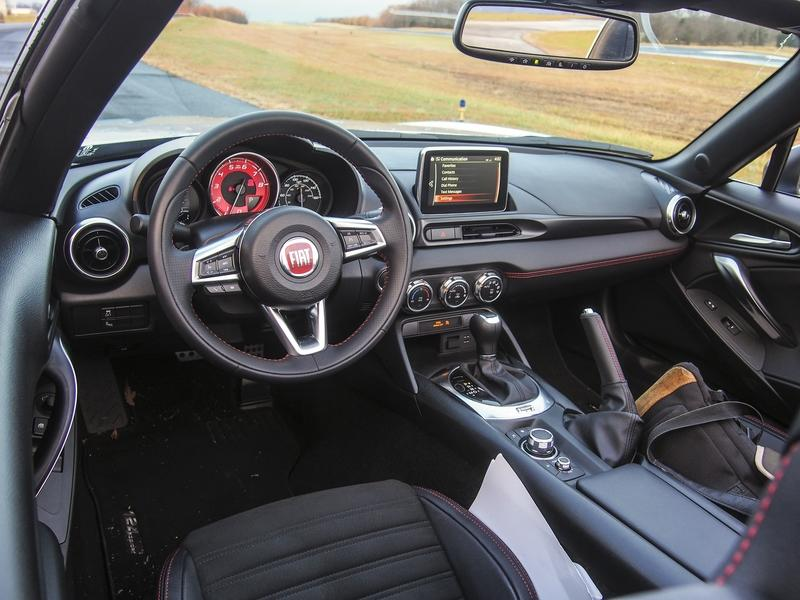 2018 Fiat 124 Spider Abarth - Driven - image 776706