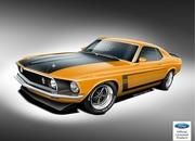 Want a Real, 1969 - 1970 Ford Boss 302, Boss 429, or Mach 1 Mustang? You Can Get a Fully Licensed Model Thanks to Classic Recreations - image 777929