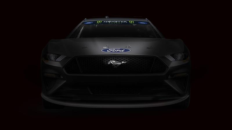 Ford Mustang to Enter NASCAR Cup Series for the first time in 2019