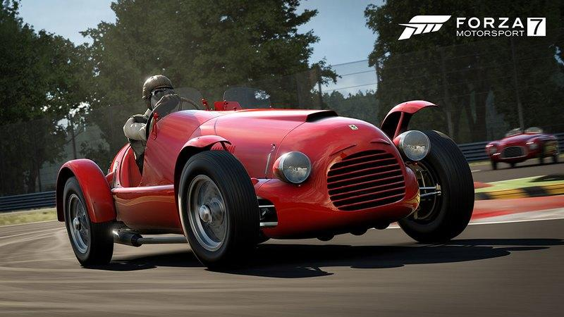 Forza 7's Latest Car Pack Includes a Handful of Classics to go with a Maserati Levante S and a 2018 Honda Odyssey