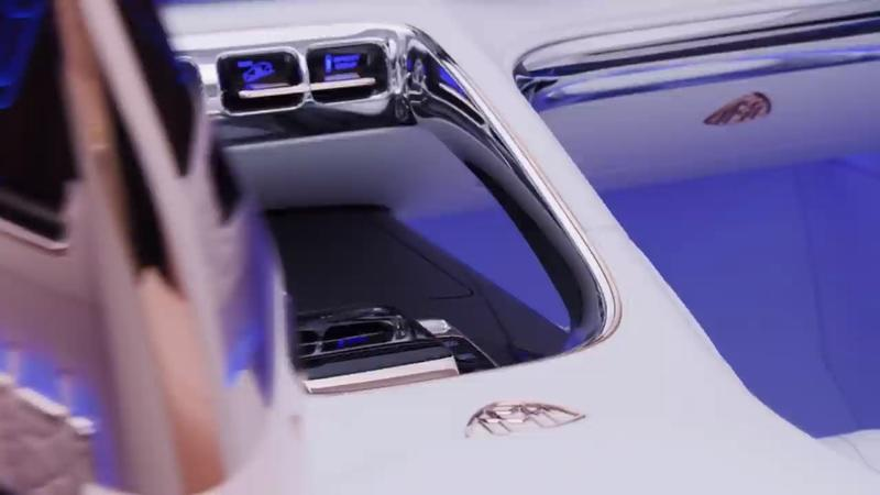 Get Ready, Mercedes-Maybach Has Prepared Another Ultra-Luxurious Concept for the Beijing Motor Show
