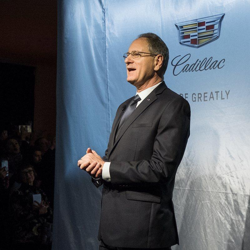 GM Fired Cadillac President Johan de Nysschen Because Sales are Down and He Couldn't Keep Up With Audi, Mercedes, and BMW