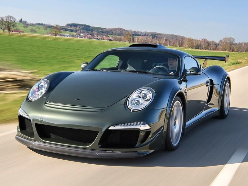 Here's a Mid-Engined RUF 911 CTR3 That Could Sell For More Than $1 Million at RM Sotheby's Auction