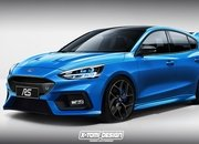 The 2021 Focus RS Will Push Into Mild-Hybrid Territory and Move Beyond Hot Hatch Classification - image 777109