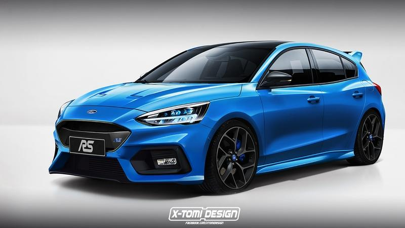 The 2021 Focus RS Will Push Into Mild-Hybrid Territory and Move Beyond Hot Hatch Classification