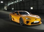 Here's Your Chance To Own One of Only 50 Lexus LFA Nurburgring Editions - image 776747