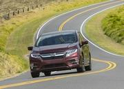 Honda Brings Nothing New to the Odyssey for 2019 Except Higher Pricing - image 777553