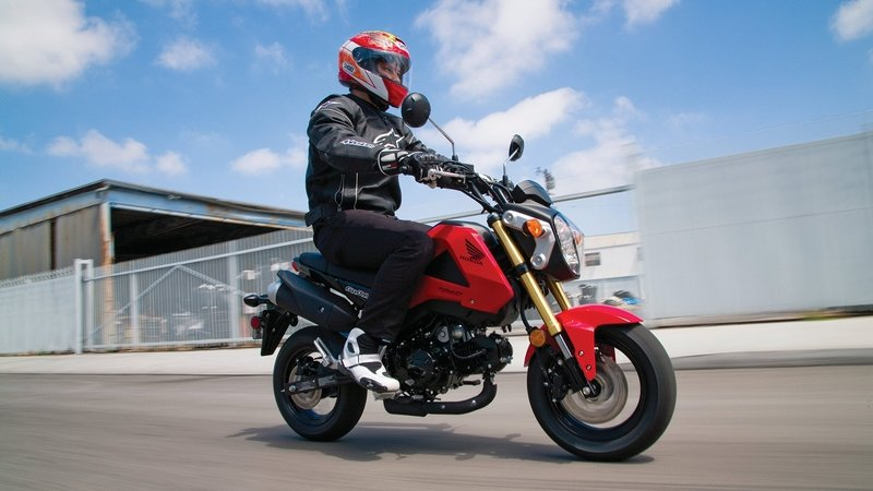 Grom Reaper: What Zero designers get up to after hours ... |Honda Grom Size