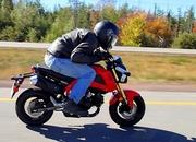 2017 - 2019 Honda Grom | Top Speed