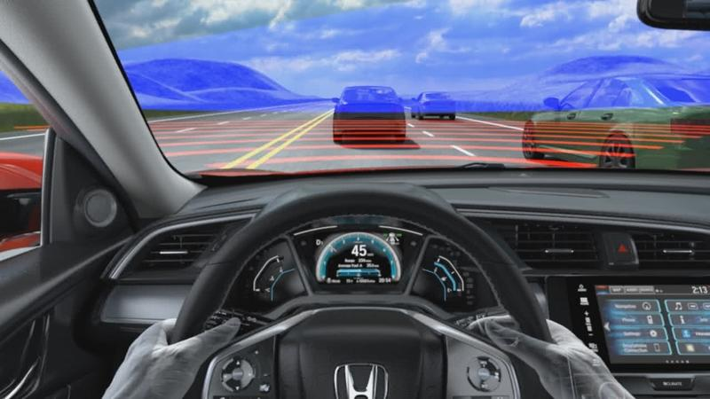 Honda Puts Safety First - Will Offer Honda Sensing Safety as Standard Equipment from 2022