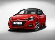 Hyundai i20 Updated with Bold Design and New Tech, Including Dual-Clutch Gearbox - image 778515