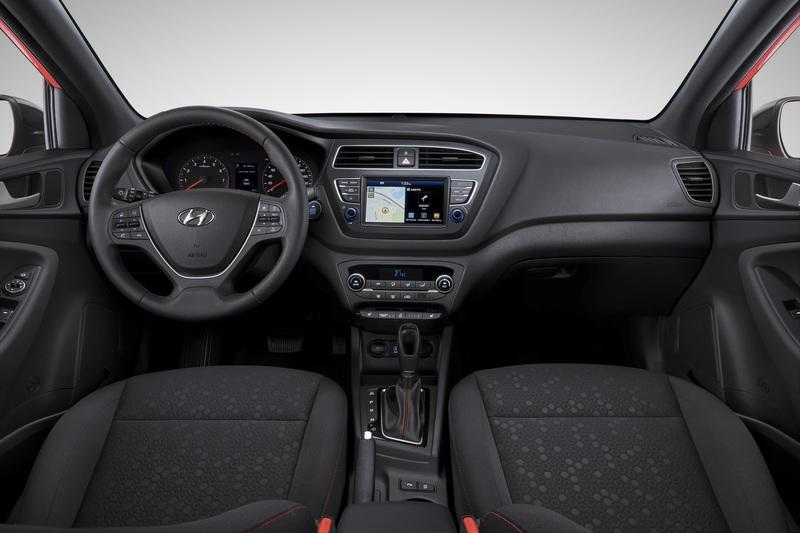 Hyundai i20 Updated with Bold Design and New Tech, Including Dual-Clutch Gearbox Interior - image 778517