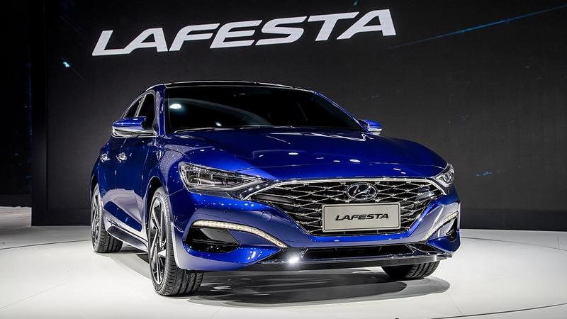 Hyundai's China-only Lafesta Sedan Shows Where The Company's Priorities Are
