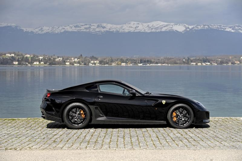 Incredible Bespoke 2011 Ferrari 599 GTO 'Tailor Made' to be Auctioned at RM Sotheby's in Monaco