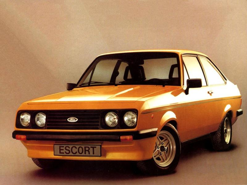 Is China Heaven for Cars? Well, the Ford Escort Lives On There, So Maybe…