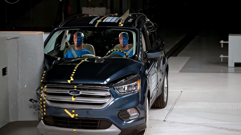 Is the 2018 Ford Escape a Death Trap? IIHS Testing Shows it Might Be if You're the Passenger