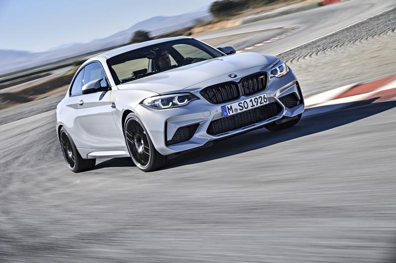 2019 BMW M2 Competition Exterior Wallpaper quality - image 777703