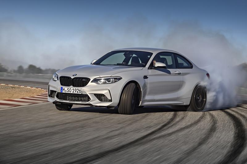 It's Official: The new BMW M2 Competition is Here With a Mission to Lay Waste to the Porsche Cayman GTS