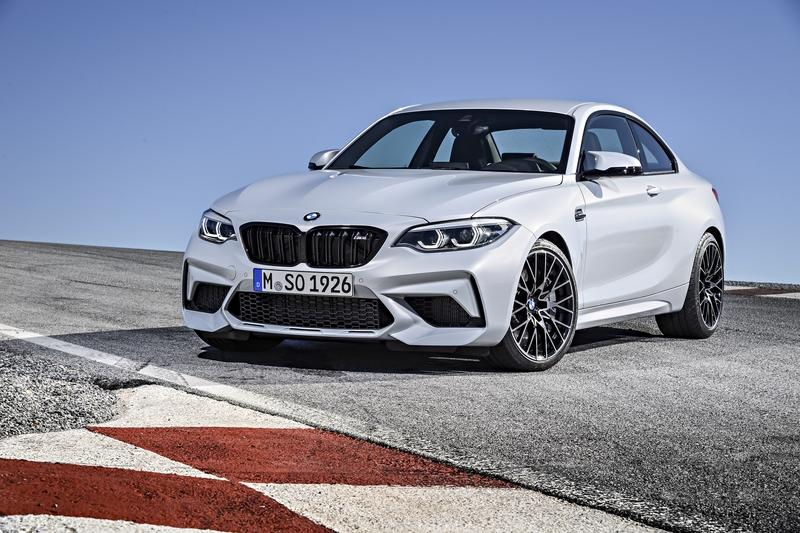 The 2023 BMW M2 Will Give Mercedes-AMG a Run for Its Money