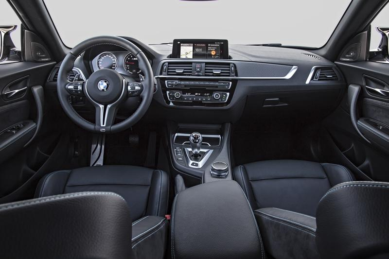 2019 BMW M2 Competition Interior - image 777720