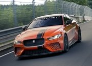 Jaguar Finalizes XE SV Project 8, Prepares To Battle The Porsche GT3 - image 778766