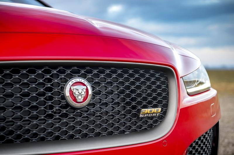 Barely a Day After its Unveiling, The Jaguar XE 300 SPORT Already Holds A Unique Record