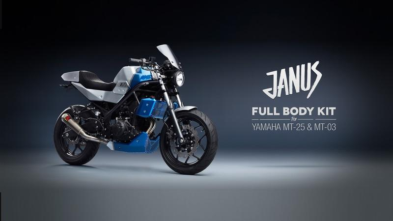 """Janus"" custom bolt-on kit that gives more with less"