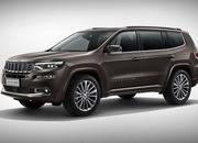 Jeep Grand Commander Debuts in China with Its Muscles Flexed - image 778642